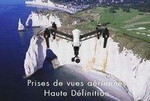 LIVE DRONE SERVICES / Productions & prestations de services audiovisuels. Exploitant telepilote d'aéronefs. Revendeur agréé GoPro DJI