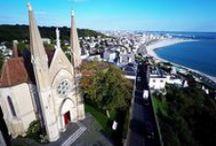 LH_LEHAVRE / Prises de vues aériennes de la ville du havre et ses environs