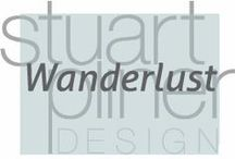 Wanderlust / Stuart Pliner Design Inspirational Travel Photos