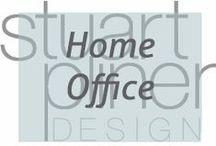 Luxury Lifestyle - Offices / Stuart Pliner Designs Inspirational Home Office Design, Interior Design, Home Decor
