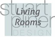 Luxury Lifestyle - Living Rooms / Stuart Pliner Designs Inspirational Interior Design, Living Room Design, Living Room Furniture, Home Decor