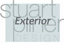 Exterior / Stuart Pliner Designs Inspirational Exterior Design and Decor