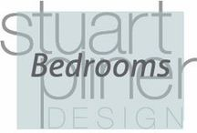 Luxury Lifestyle - Bedrooms / Stuart Pliner Design inspirational bedroom interior design and home decor
