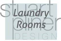 Luxury Lifestyle - Laundry Rooms / Stuart Pliner Design inspirational laundry room interior design