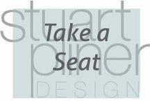 Take a Seat / Stuart Pliner Design inspirational furniture design