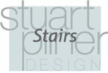 Statement Stairs / Stuart Pliner Design Inspirations for stairs related to interior design