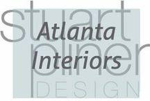 Atlanta Interior Design / Stuart Pliner Design inspiration of local Atlanta interior design and home decor