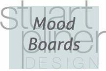 Mood Boards / Stuart Pliner Design inspirational images for mood boards