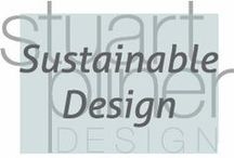 Sustainable Residential Interior Design / Stuart Pliner Design inspirations for sustainable practices in residential interiors