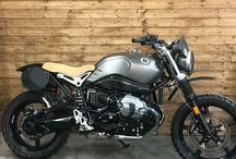 BMW Ninet Scrambler / #bmw #ninet #scrambler #special #carbon #luismoto