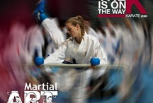 Martial Arts / by Karate WKF