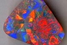 cristales y piedras