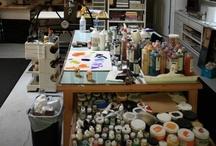 Art Studio Ideas (Dreaming)