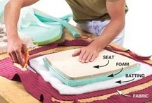 Upholstery How-To's