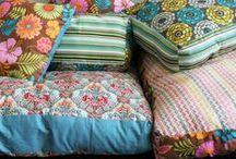 Fabric Crafts & Inspiration