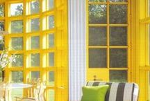 COLOR THEORY - yellow