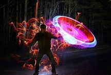 Painting with light / The joys of long exposures and creating images that often baffle one's imagination / by Scott Saylor
