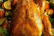 Thanksgiving Dinner / by Stephanie