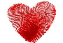 Redshoo Heart / I absolutely love the power of the heart and the passion that evolves when your heart sings. with love, x