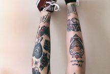 Tattoo Ideas / I love tattoos... 'Nuf said