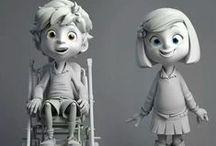 Animation & 3D Modelling
