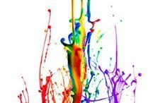 Rainbow / My favourite colour