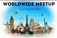 Worldwide Meetup / Website launch coming in Fall 2015!