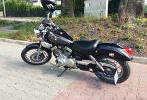 Paweł / Yamaha Virago xv125 bobber