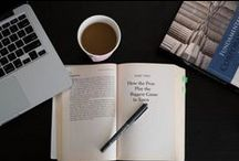 Resources for writers #NaNoWriMo / A collection of the useful resources for all of our #WriMos out there!