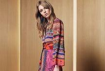 Bohemian dresses / #boho, #bohemy, #bohemia, #dresses, #fashion