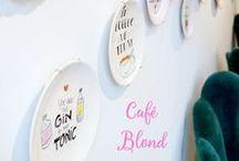 Blond Amsterdam / Onder andere afbeeldingen van mijn Blond Amsterdam collectie, Cafe Blond etc.