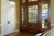 Entrance / Halls / Nooks / Foyers / by Amy