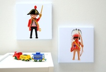 Wall Art : Play Collection