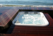 Backyard Designs with Our Spas