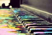 ♪ ♫ Music! / by Carmin VanderKarr