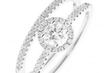 Diamond Engagement Ring Designs / Some of our favourite styles from the Diamond Engagement Ring Collection.
