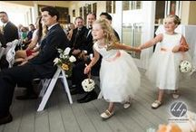 The Kids at the Wedding / Chic Flower Girl & Ring Bearer Ideas