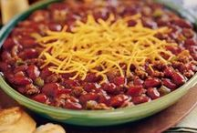 How about Chili? / We think there's no wrong way to do chili. Below are some of our favorite recipes, sure to please every palate at your table.