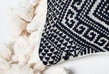 Rugs & cushions