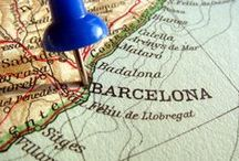 Barcelona it is.. / The arts, architecture, beach, the people... One of my bucket list since... a while ago...