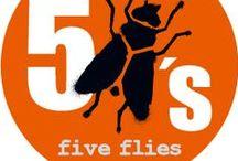 Kids Fashion five flies