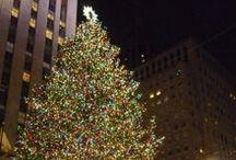 New York Winterzauber / New York Christmas Shopping und Mode Hauptstadt
