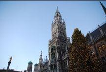 München Winterzauber / Auch die bayrische Metropole hat Einiges zu bieten