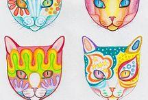 Cats / by Kai Luz de Sirio
