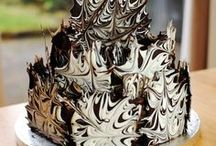 Čokoláda / Inspirace, šablony