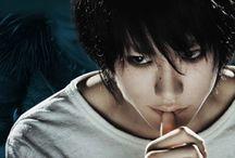 Death Note / KIRA Vs L / by Sweet Chloe