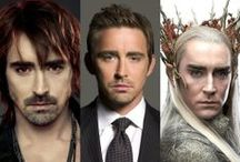 Actors / Favorite male actors: Pace Lee (Thranduil), Jason Isaacs (Lucius Malfoy, The Patriot), Bradley James (IZombie)