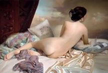 The Art Of Erotism And Sensuality {Art & Fantasy}