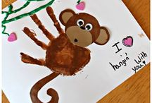 Easy Crafts For Kids / Looking for simple, fun and effective activities for kids and things to make? Our Crafts For Kids board is packed with Easy Craft Ideas.  #craft #kids #easy