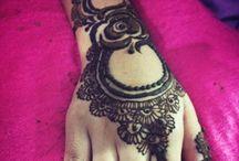 Anhar's henna / henna design and creation..